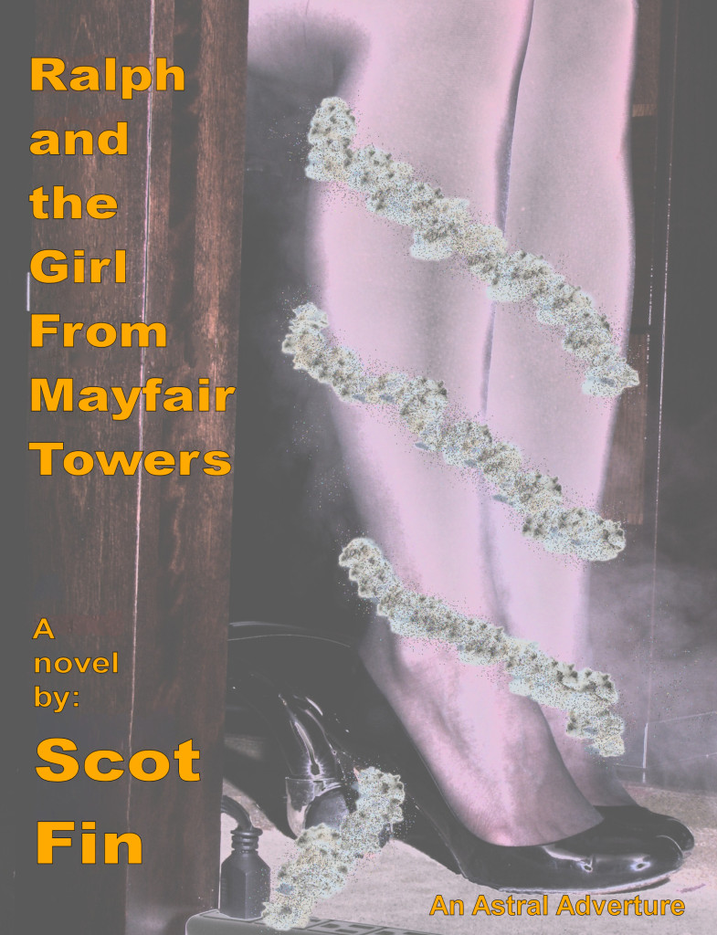 Scot Fin novel is An Astral Adventure