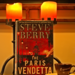 Paris Vendetta - Steve Berry - Cotton Malone Series - Fifth book in series.