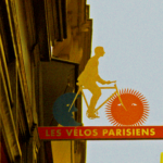 Paris bicycle shop