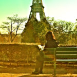 From Paris reading places