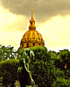 From Rodin museum - Week of the Aug. 28th to Sept. 1st