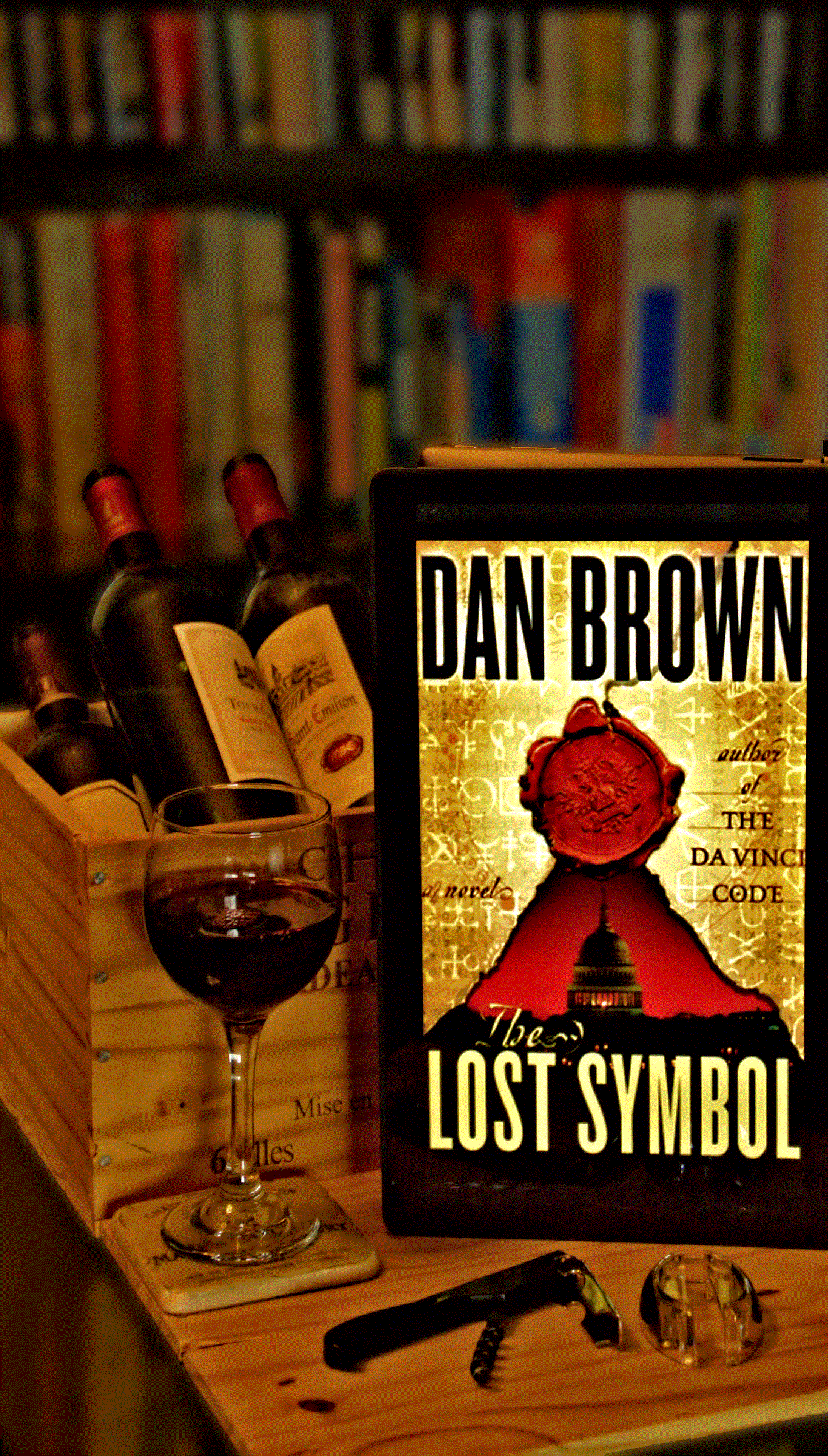 From Dan Brown book photos - Week of Sept. 18th to 22nd
