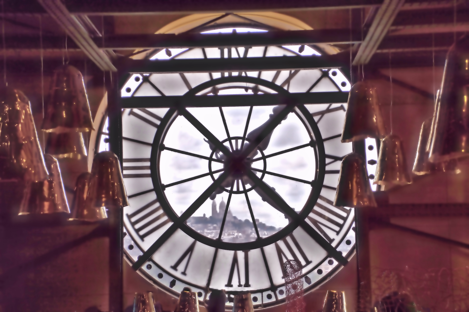 From Museum d'Orsay - Week of Nov. 27th to Dec. 1st
