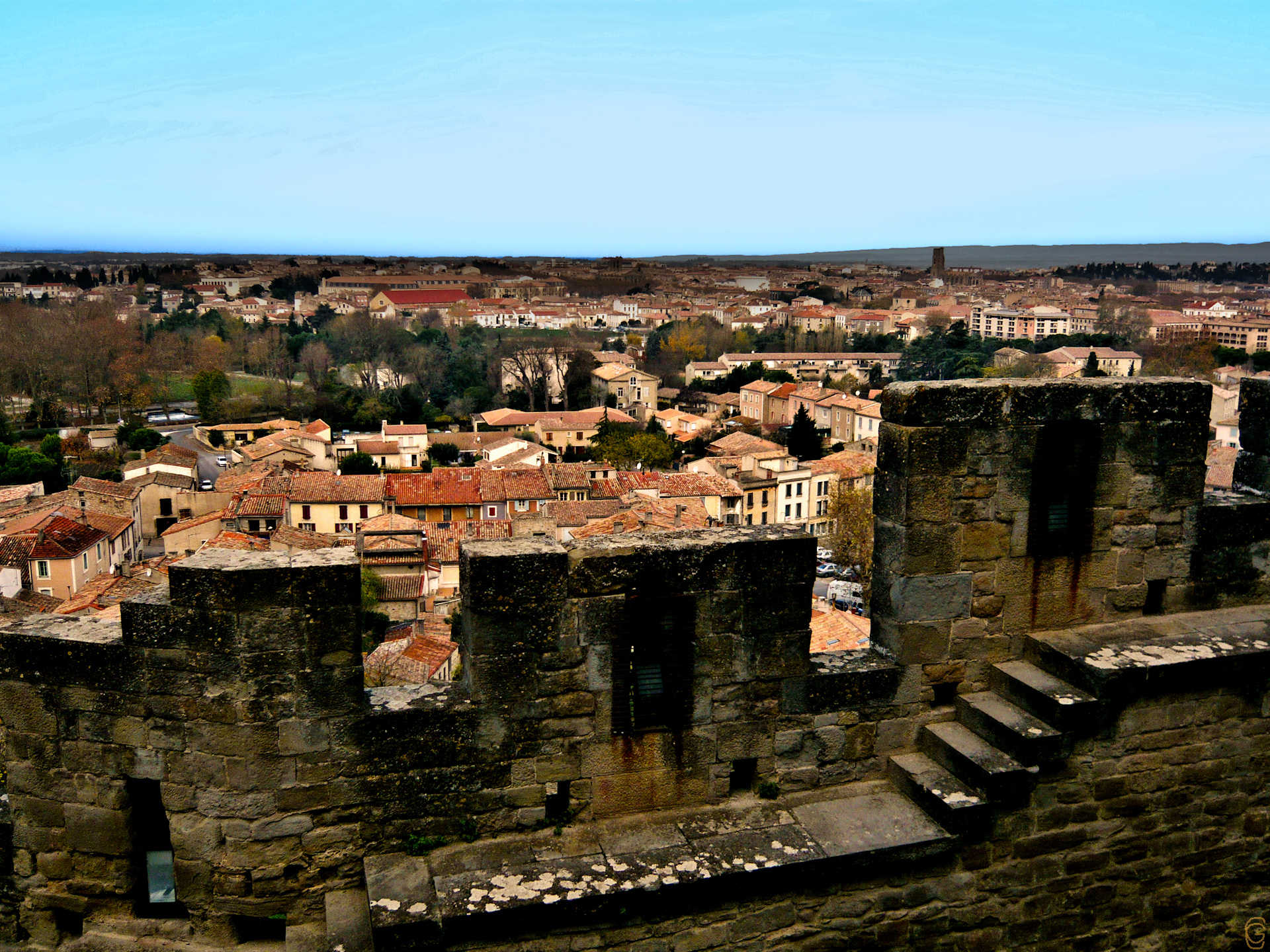 From Carcassonne - Week of May 21st to May 25th