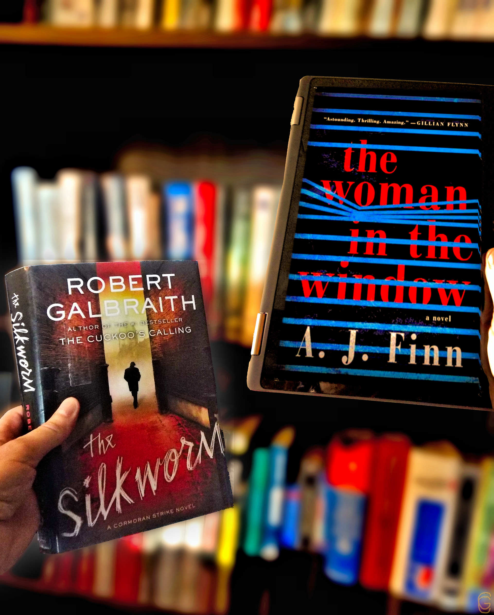 From Current reads photo-blog - Week of July 30th to August 3rd