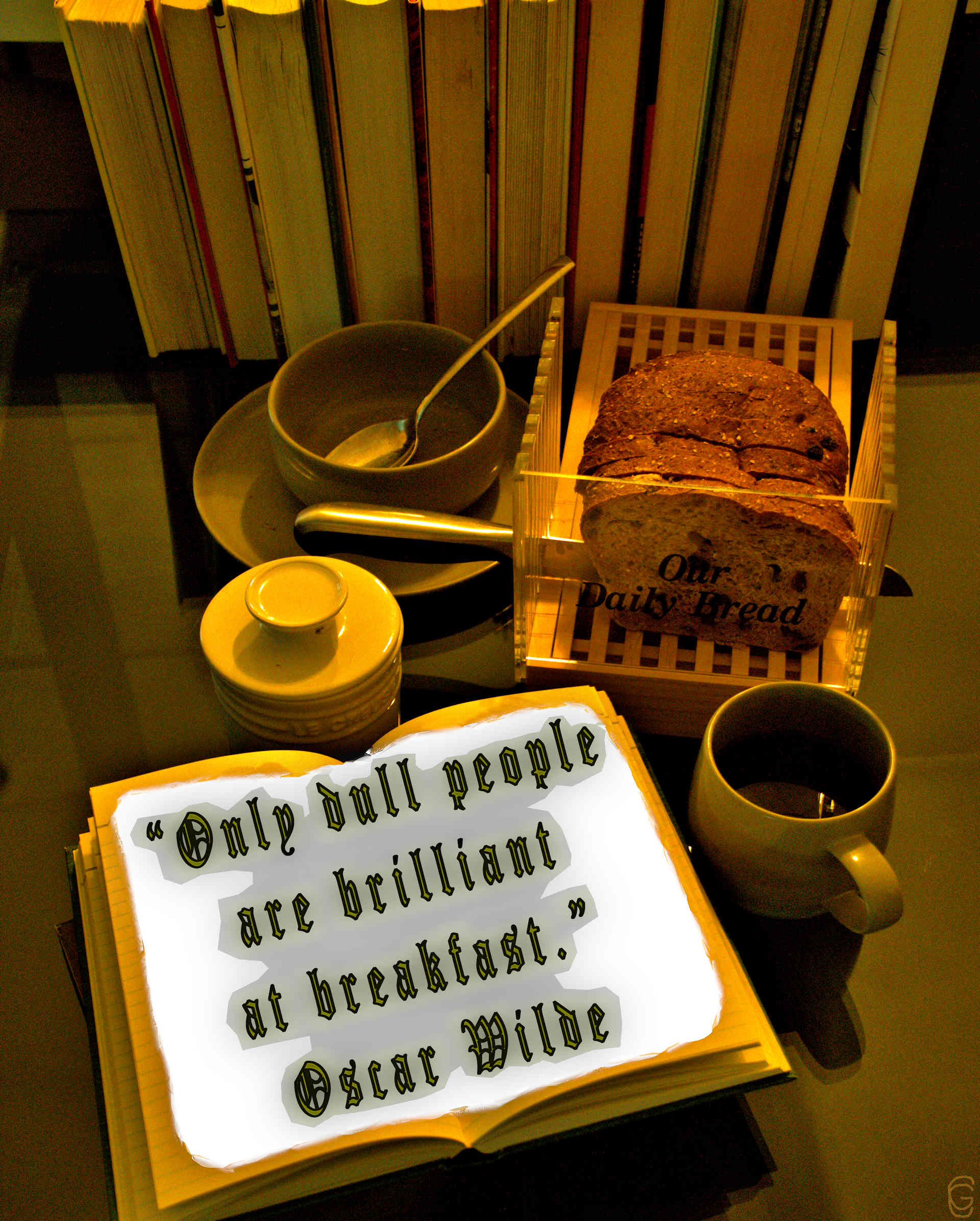 From Oscar Wilde Quotes - Week of Feb. 11th to Feb. 15th