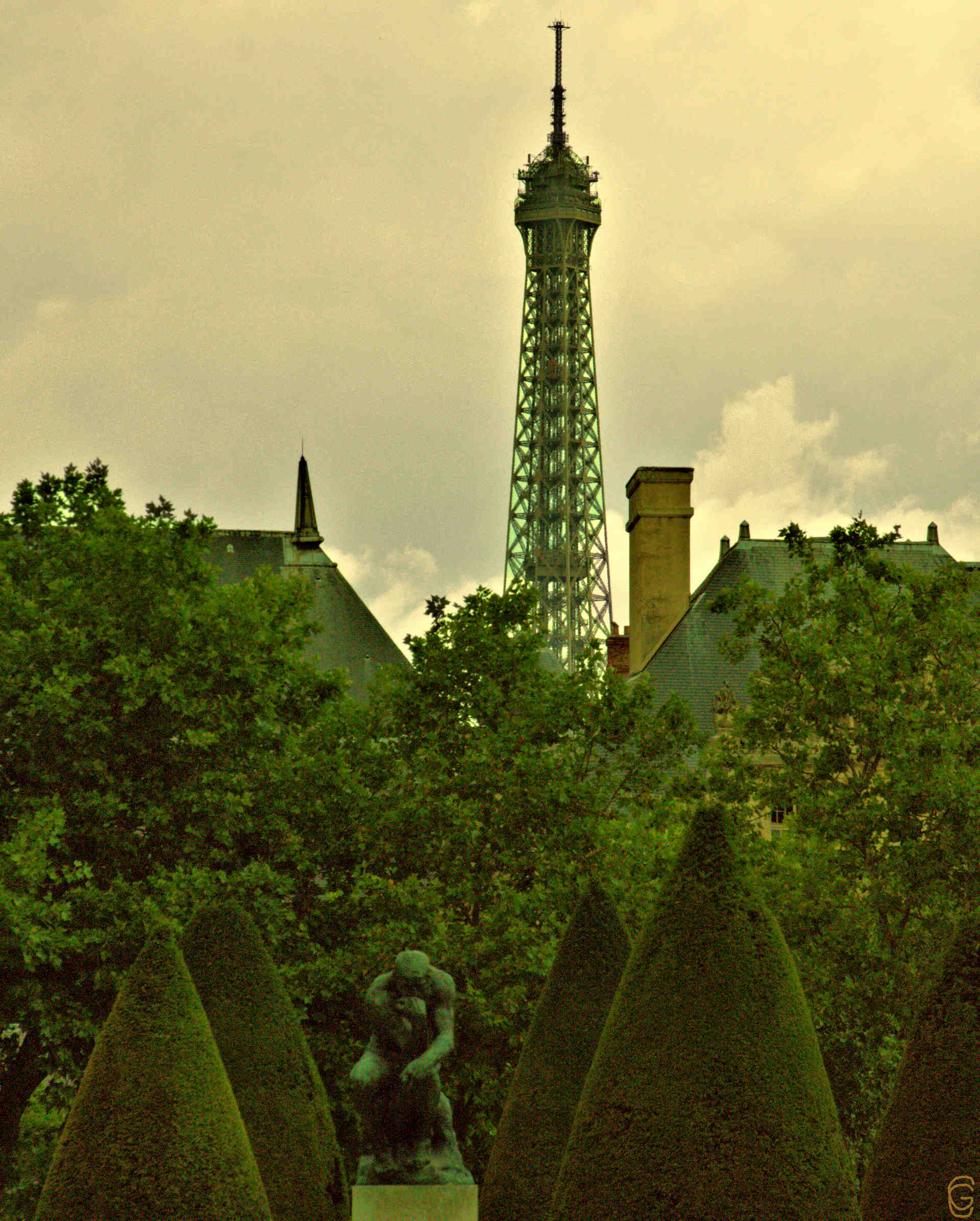 From Eiffel Tower – Week of Oct. 23rd to 27th